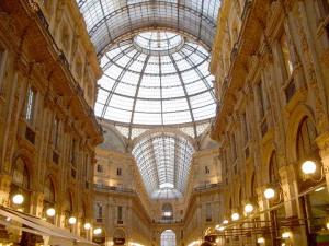 Galleria Vittoria Emmanuele II